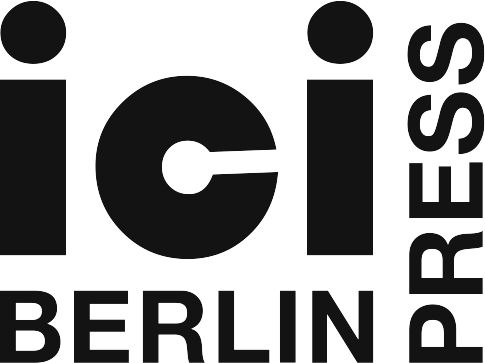 ICI Berlin Press